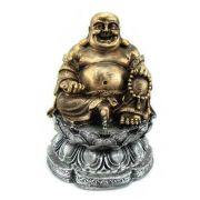 Buda Chinês Flor De Lotus grande estátua decoração.