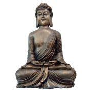 Buda Hindu Meditação Meditando Estátua Decoração Grande