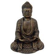 Buda Hindu Tailandês Deus Riqueza Prosperidade Cor Ouro.