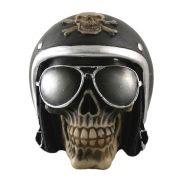 CÓPIA - Cranio capacete Preto