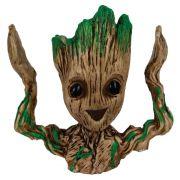 Groot mãos cima Vaso Cacto suculentas Porta objetos.