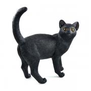 Gato decoração Preto