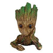 Groot pensativo Cacto ou Suculentas ou Porta objetos.