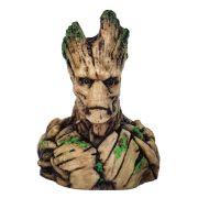Groot adulto Vaso Flores ou Porta objetos decoração.