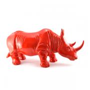 Rinoceronte Vermelho Laca