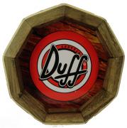Tampa de Barril em madeira Personalizada Cerveja Duff