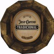 Tampa de Barril em madeira Personalizada Jose Cuervo Tradicional