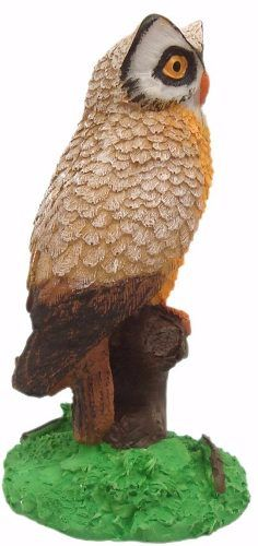 Coruja No Tronco - Estatueta , Escultura