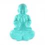 Buda Chinês grande Verde Intenso