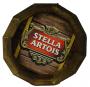 Tampa de Barril em madeira Personalizada Cerveja  Stella Artois