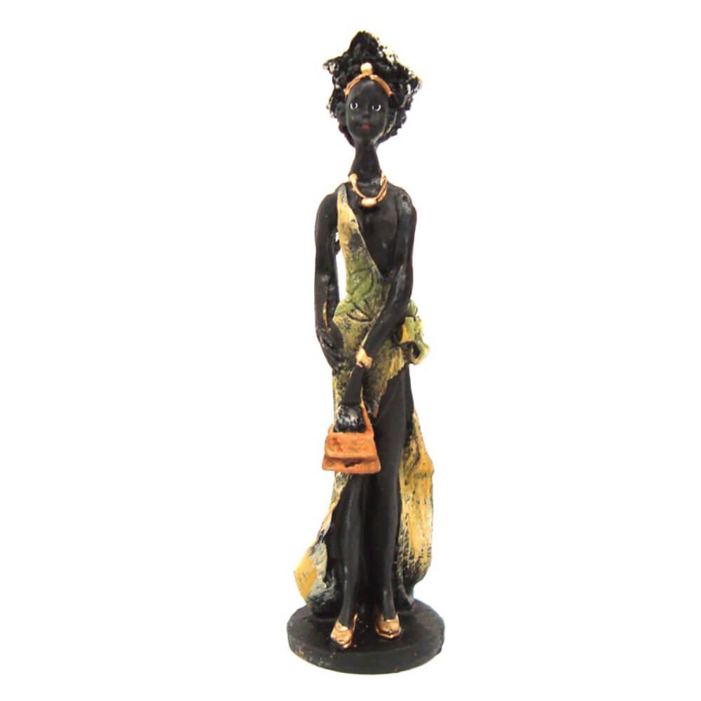 Africana Charmosa Pequena - Shop Everest - Casa e Decoração - A maior loja  de objetos decorativos do Brasil. 942fe709537