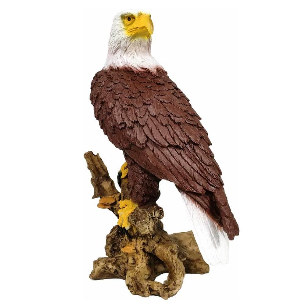 Águia Americana Decorativa prime Estátua de Resina Escultura.