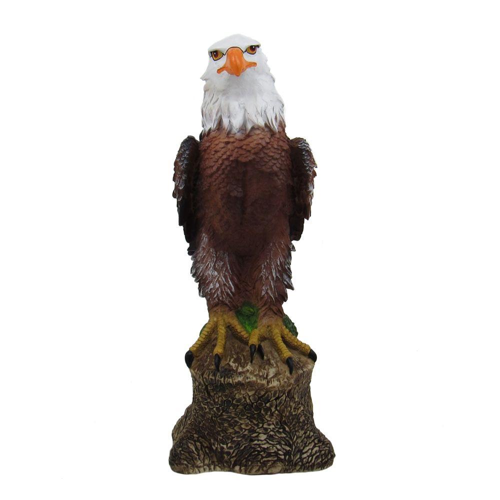 Águia americana gigante para Decoração enfeite.