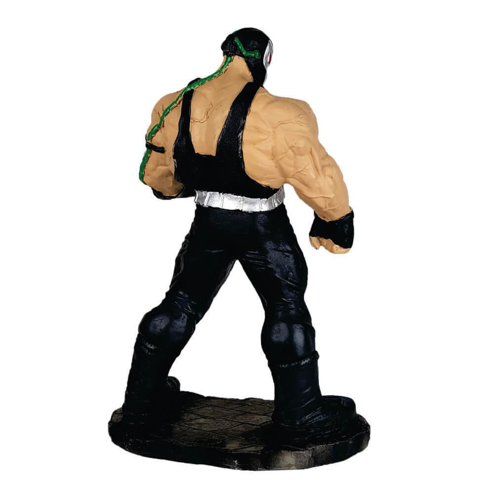 Bane vilão do Batman Boneco resina Estátua gigante.