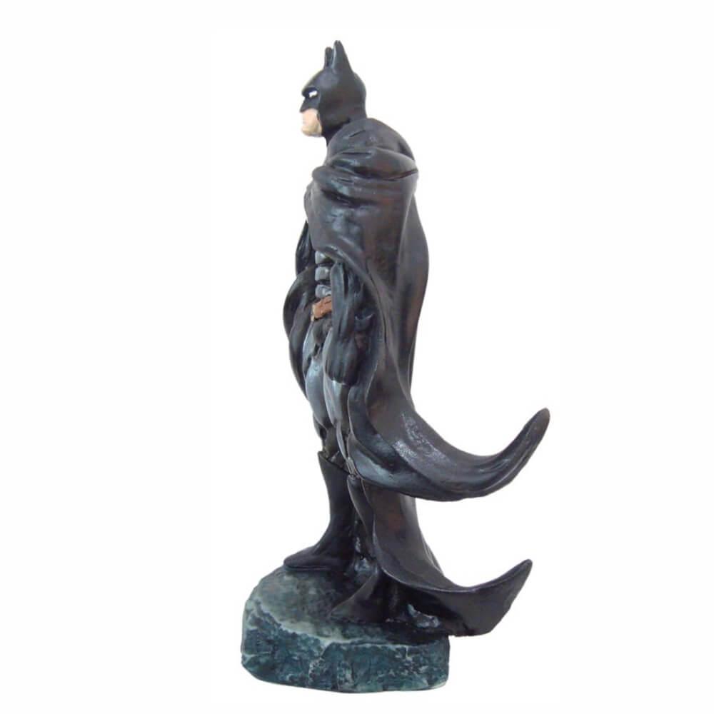 Batman primeira versão Boneco resina Estátua decoração