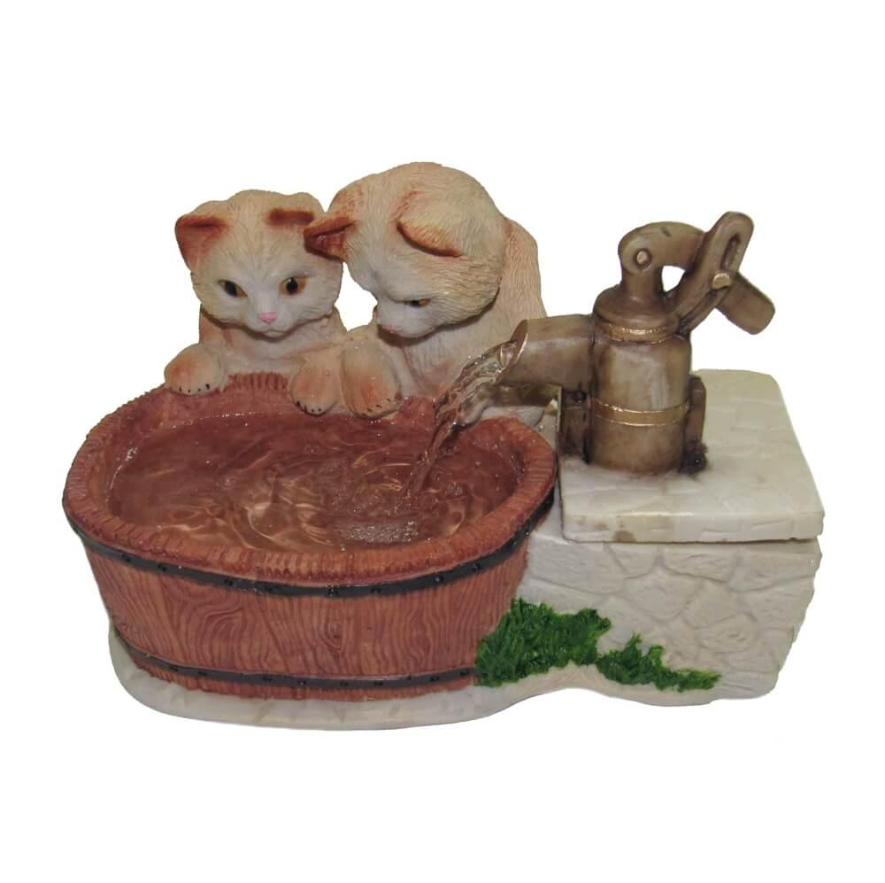 Bebedouro fonte para Gatos Filhotinhos