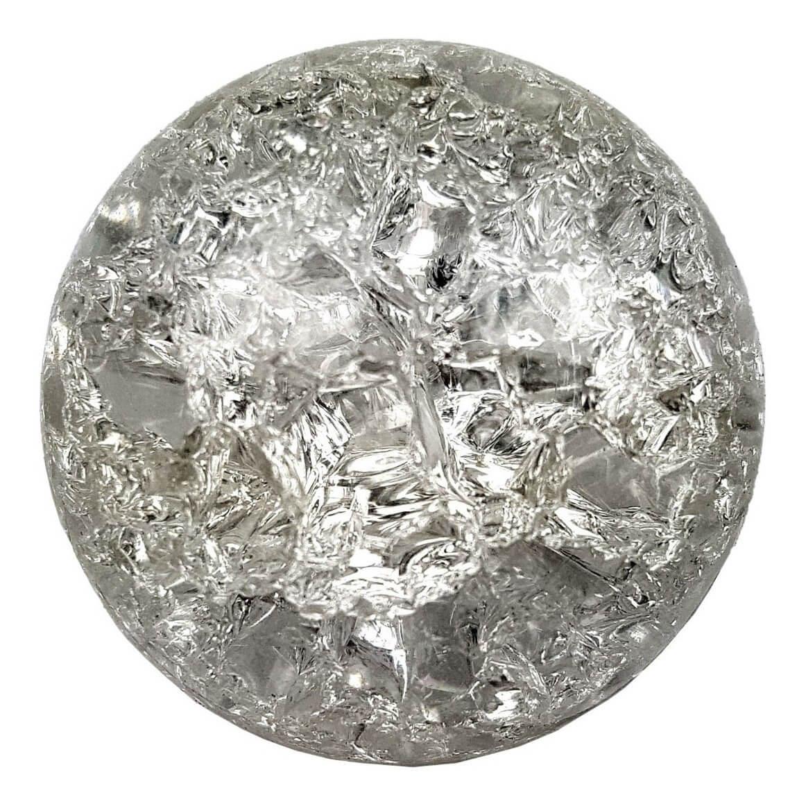 Bola De Vidro esfera Para Fonte De Água + Suporte de Brinde.
