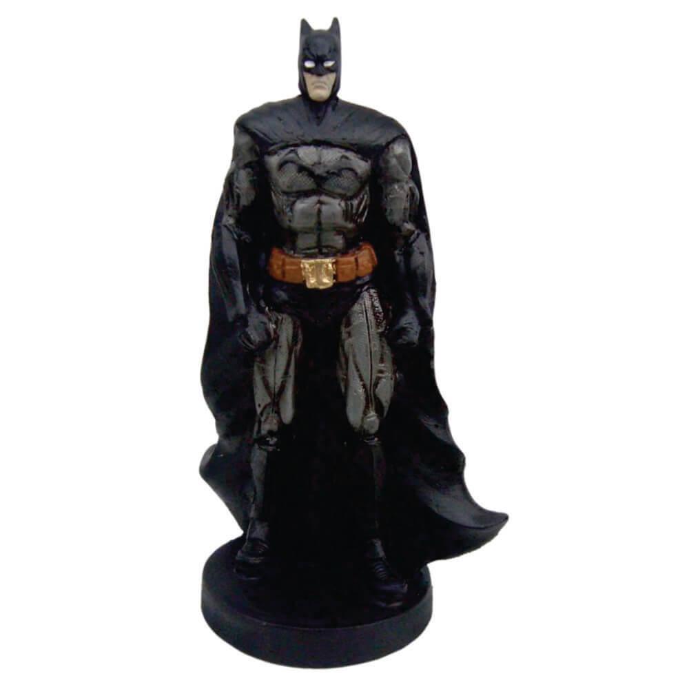 Boneco Batman Cavaleiro das trevas resina Estátua.