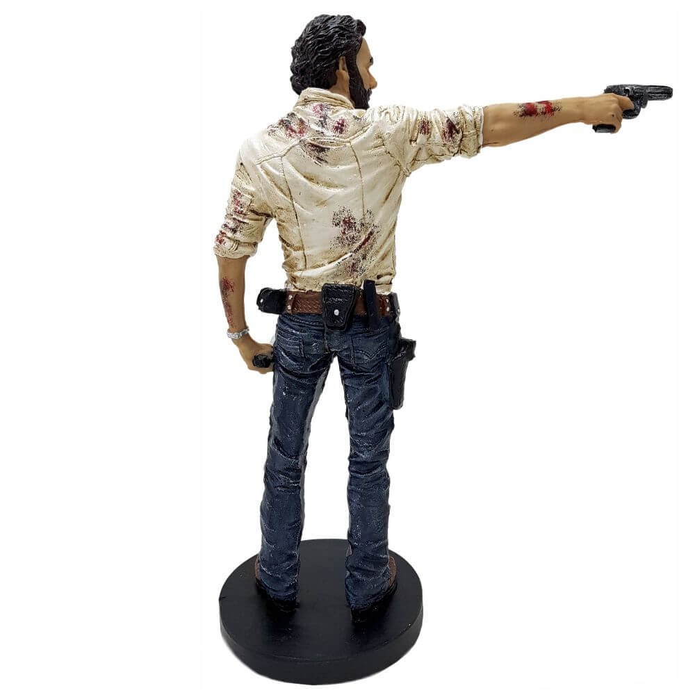 Boneco Rick Grimes The Walking Dead