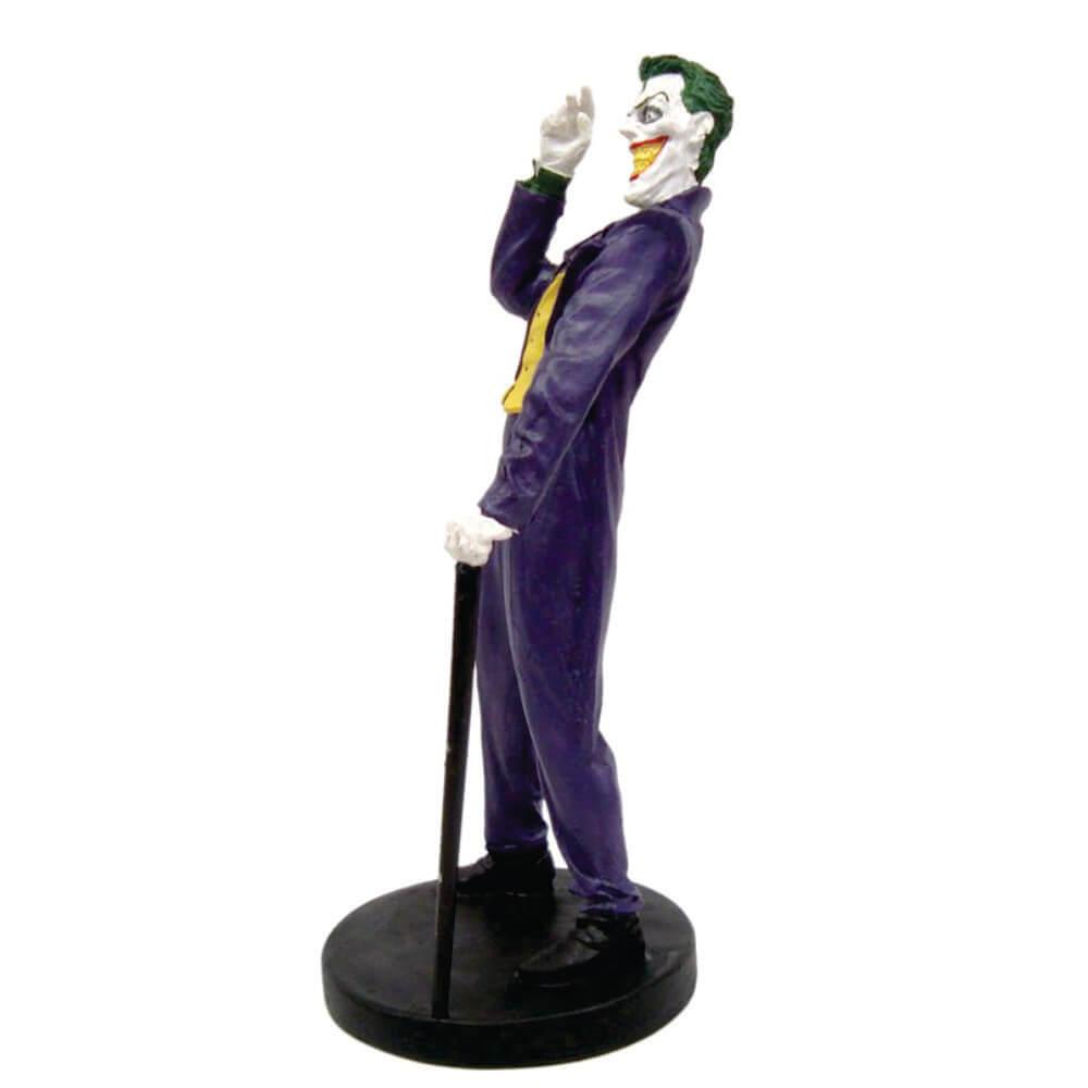 Boneco Coringa vilão do Batman resina Decoração.