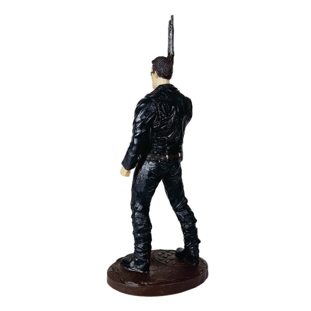 Exterminador do Futuro Estátua Boneco resina decoração.