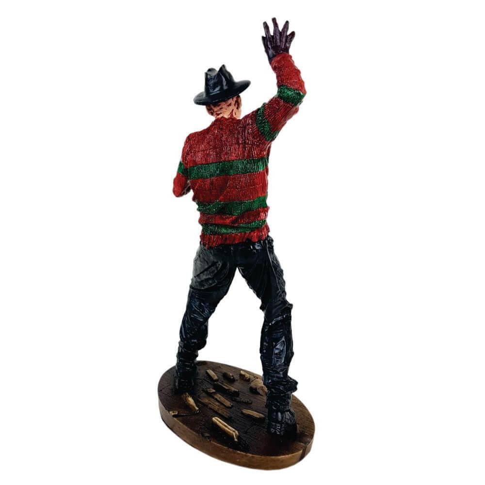 Boneco Freddy Krueger Estátua resina Médio.