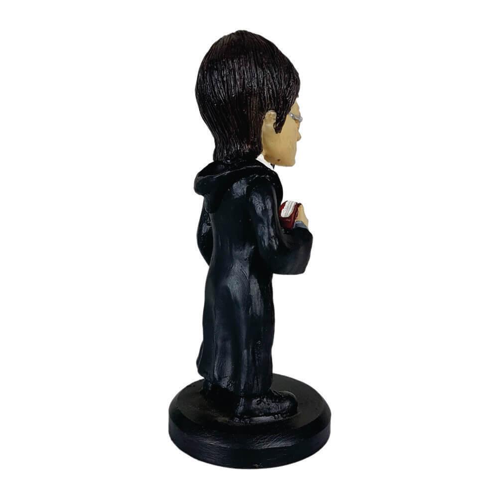Boneco Harry Potter estátua decoração.