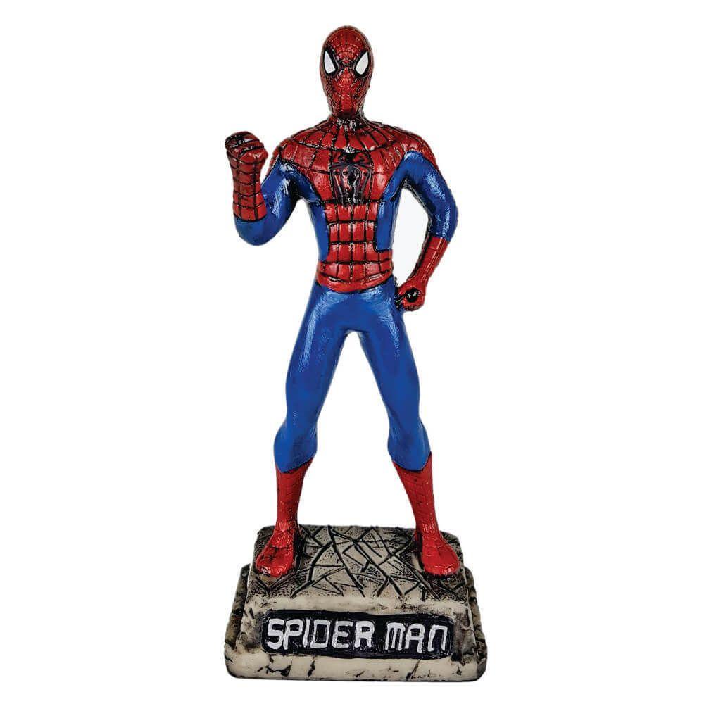 Boneco Homem aranha pequeno