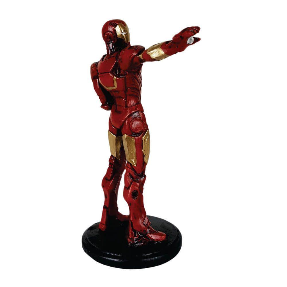 Boneco Homem de Ferro pequeno