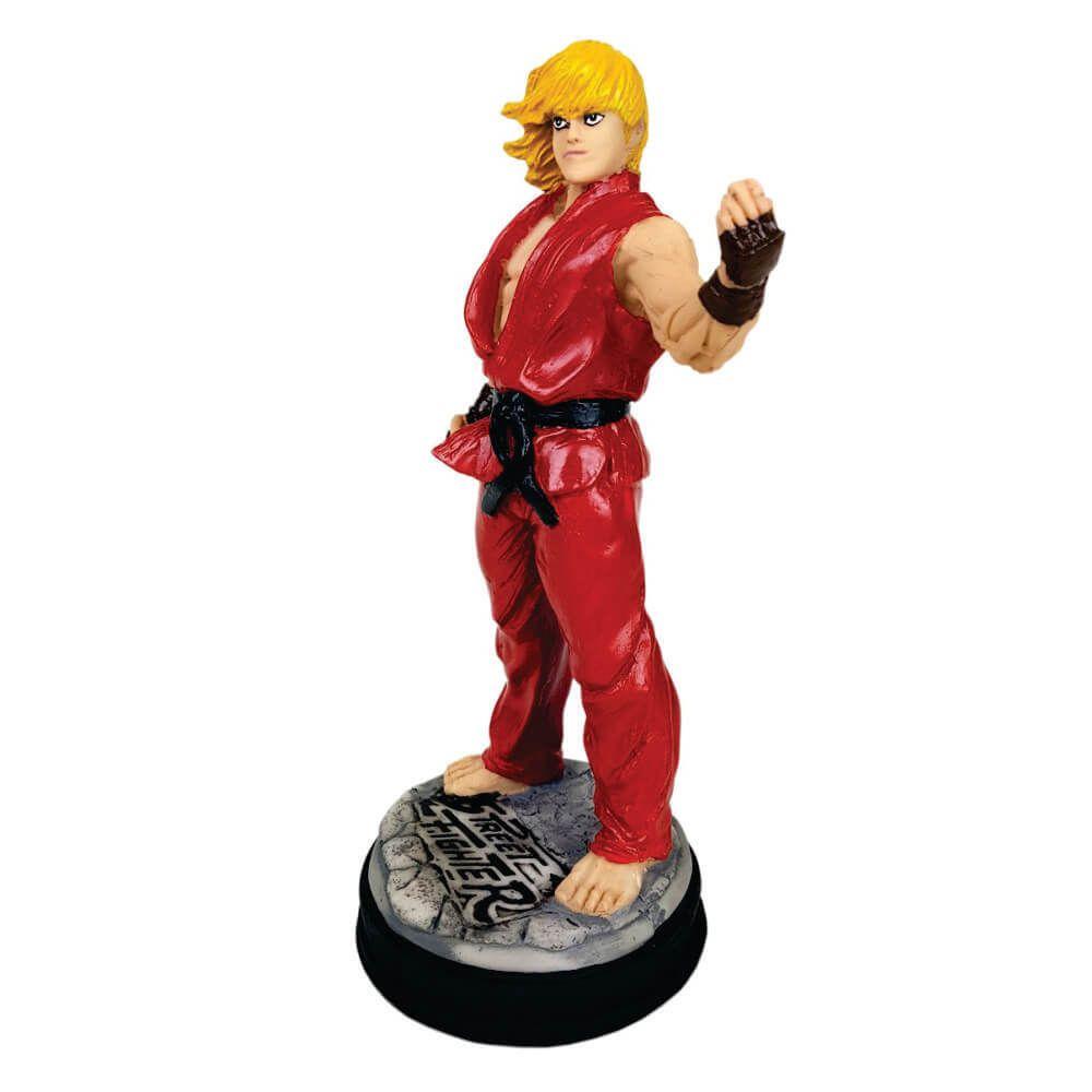 Boneco Ken Masters Street fighter