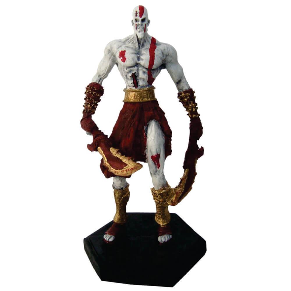 Boneco Kratos Blade of Chaos