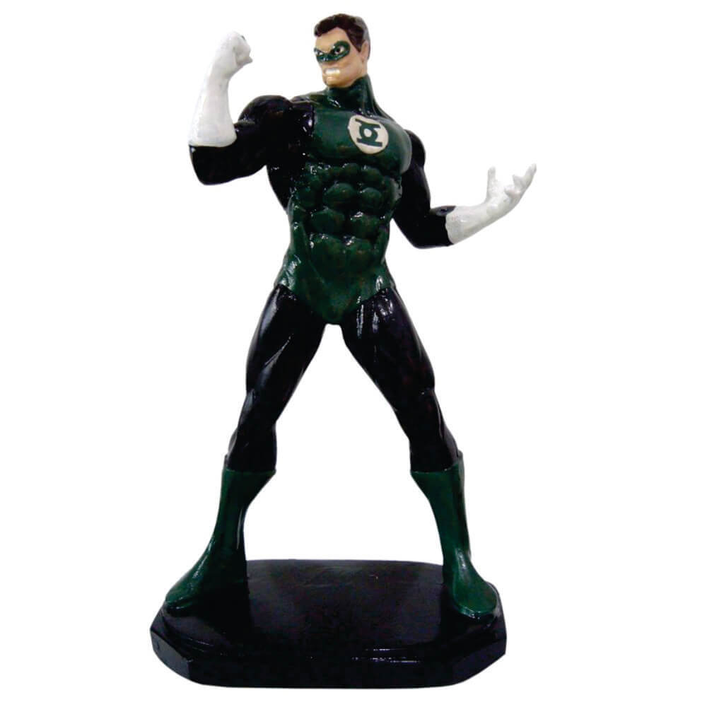 Boneco Lanterna Verde