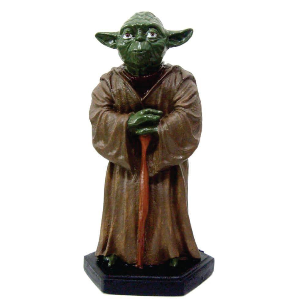 Boneco Mestre Yoda Star Wars