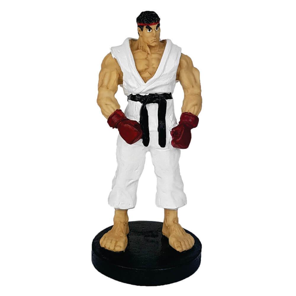 Boneco Ruy Street Fighter Pequeno