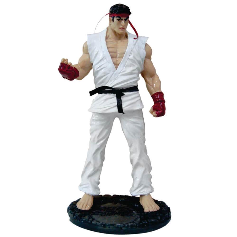 Boneco Ryu Street Fighter