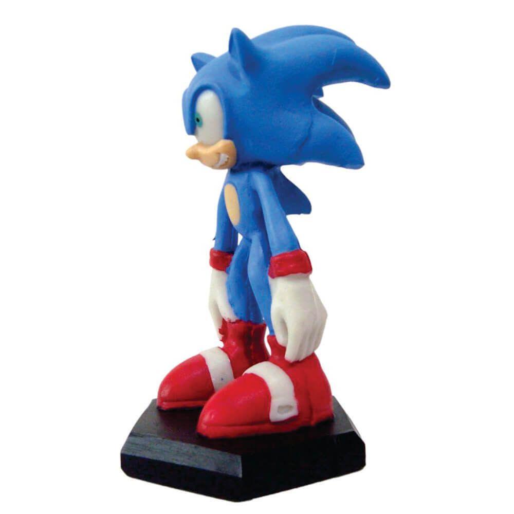 Boneco Sonic The Hedgehog