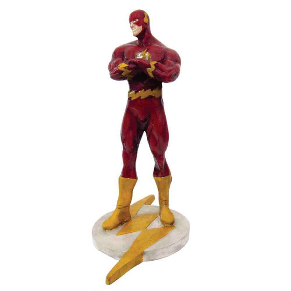 Boneco Super Heroi Flash
