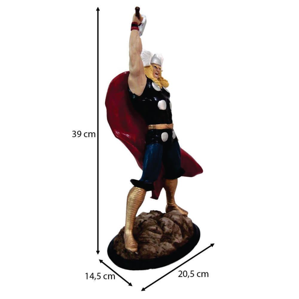 Boneco Thor  The Mighty - Classic