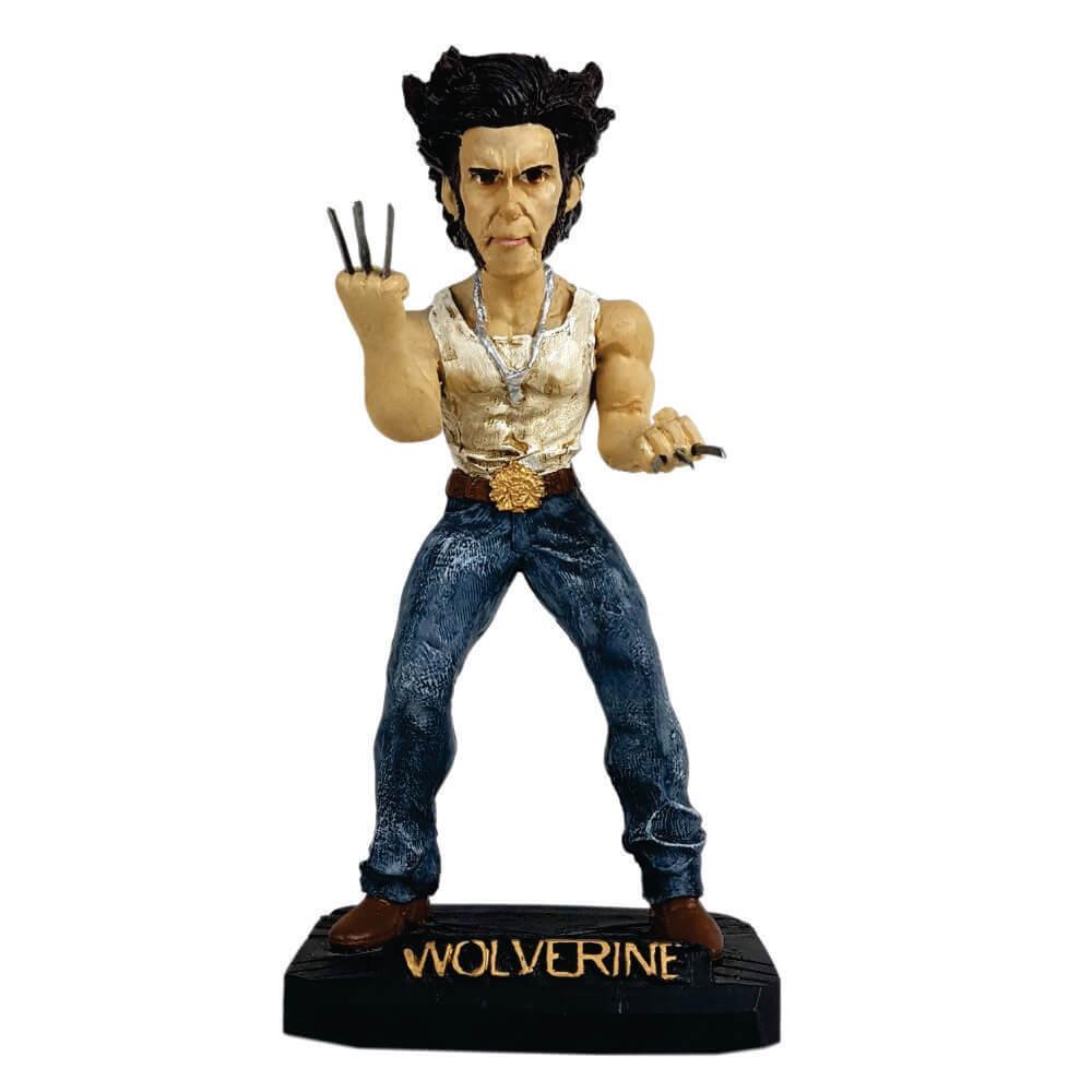 Boneco Wolverine Caricato