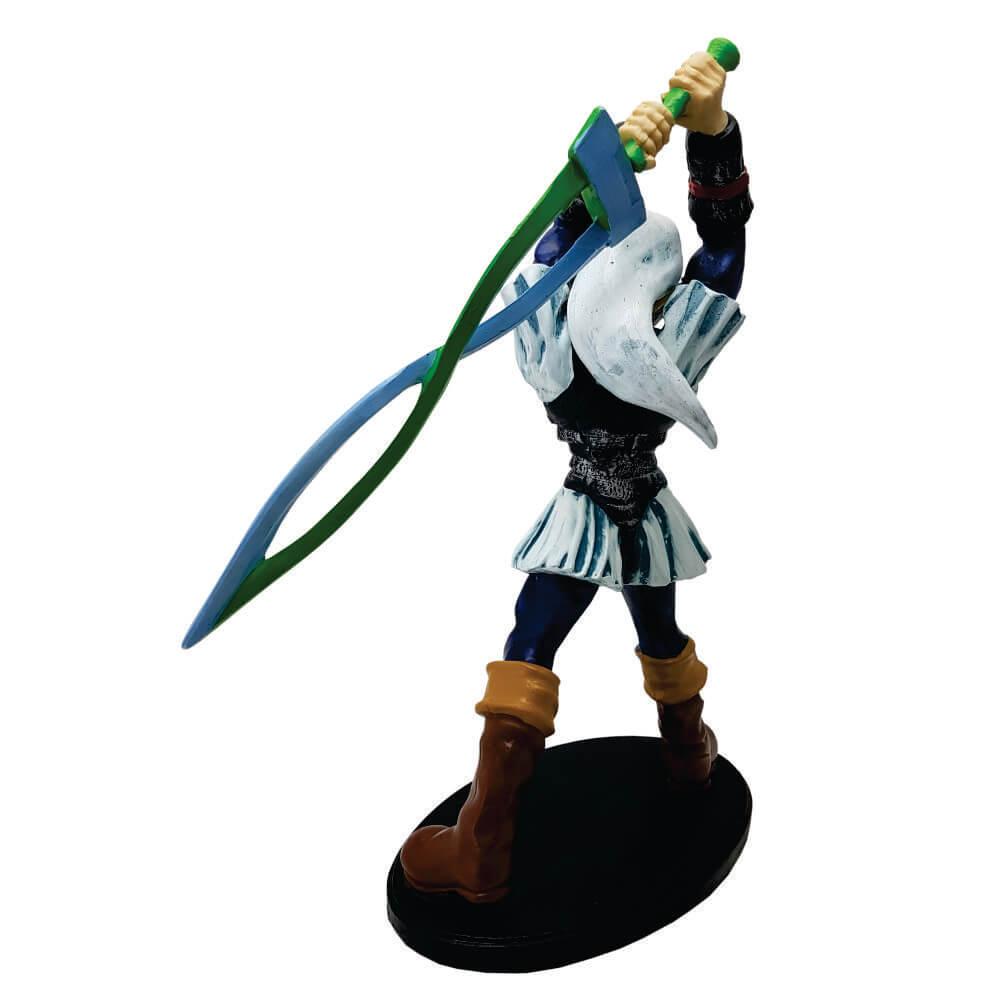 Zelda Fierce Deity Boneco estátua resina decoração.