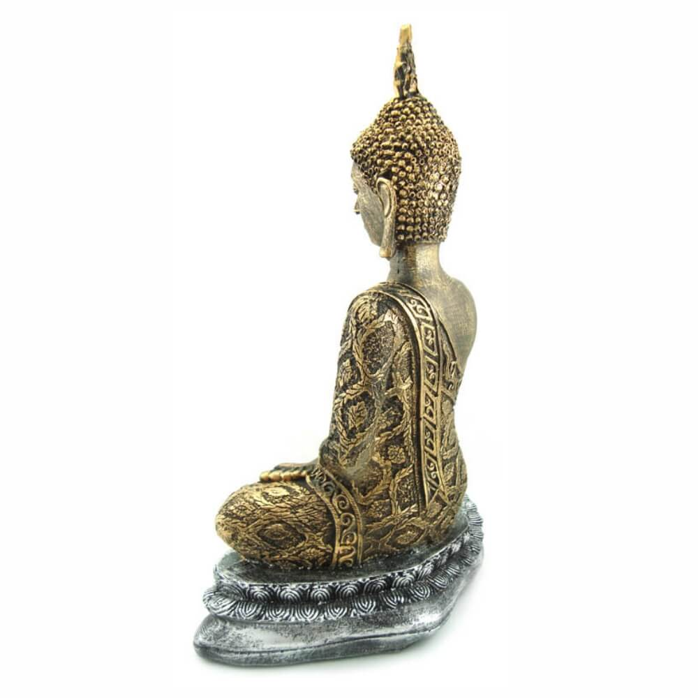 Buda Hindu Estátua Grande com Base .