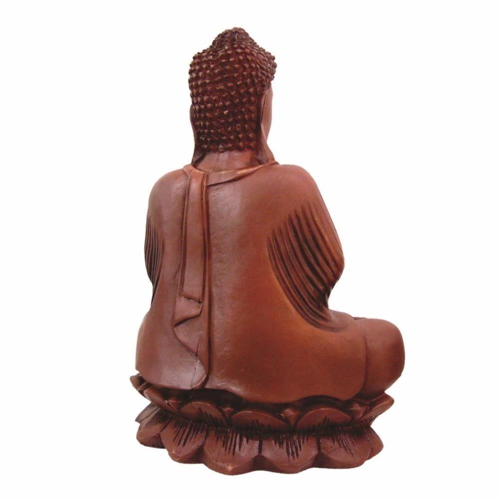 Buda Hindu Meditação Gigante Estátua.