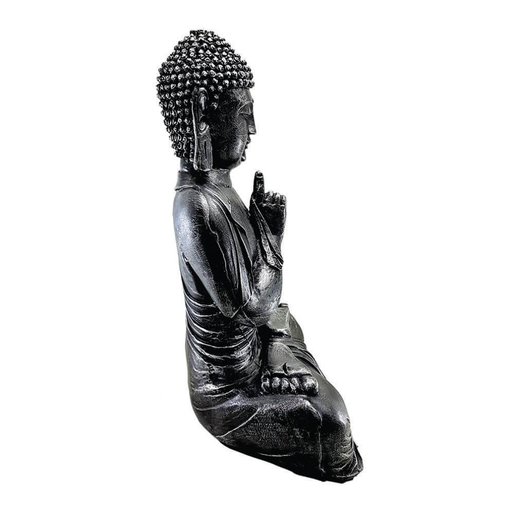 Buda Hindu Orando Prece Gigante Estátua decoração.