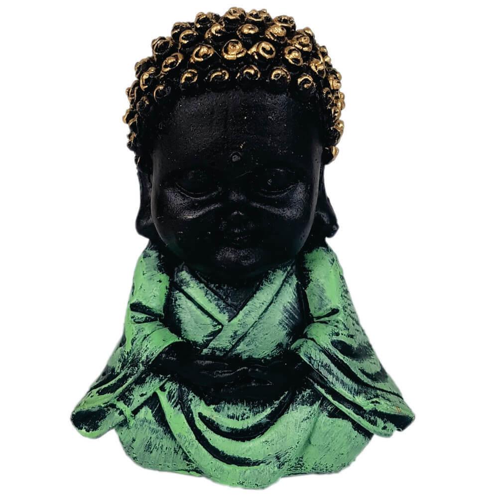 Buda Criança menino esperança estátua decoração