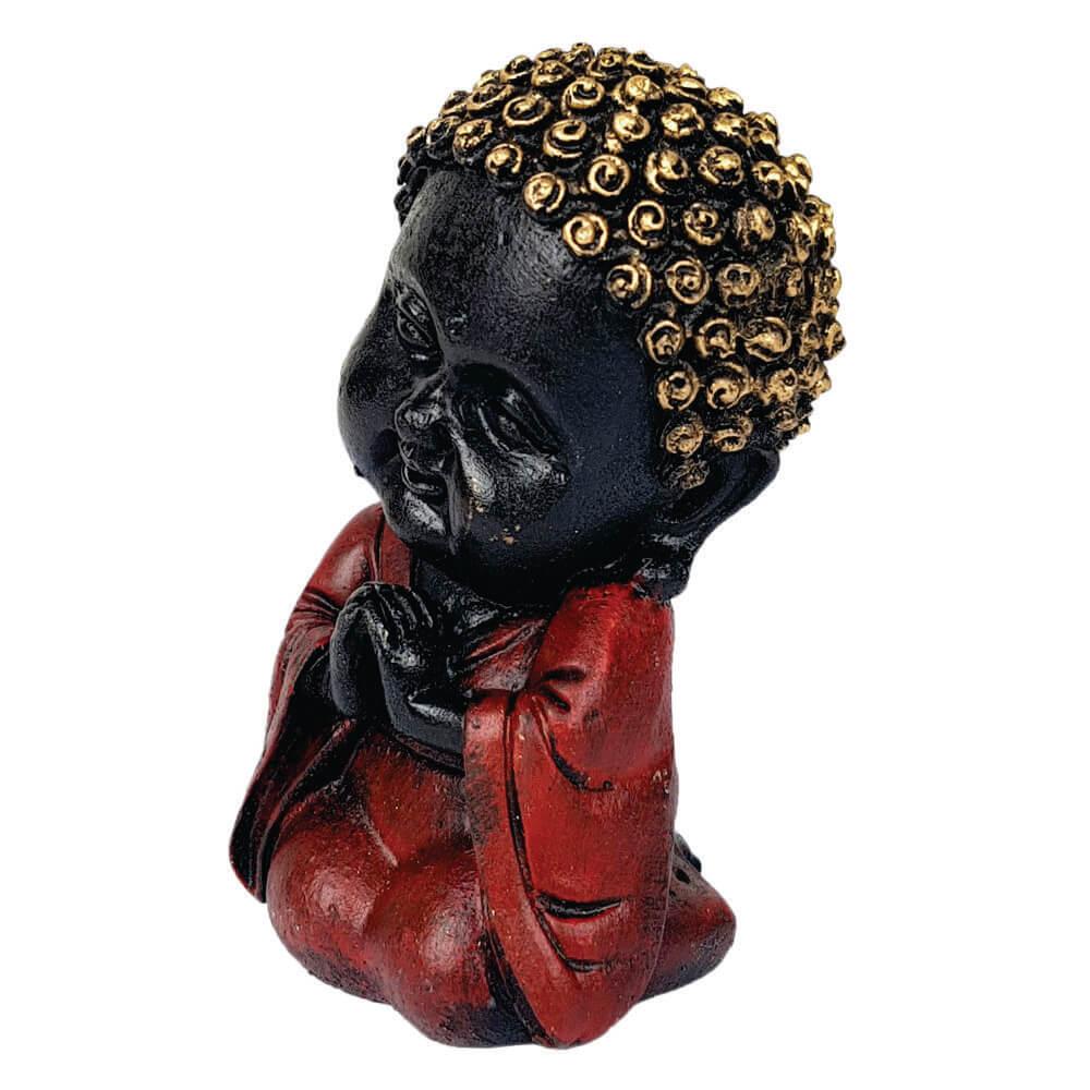 Buda Criança Menino Amor Estátua Decoração