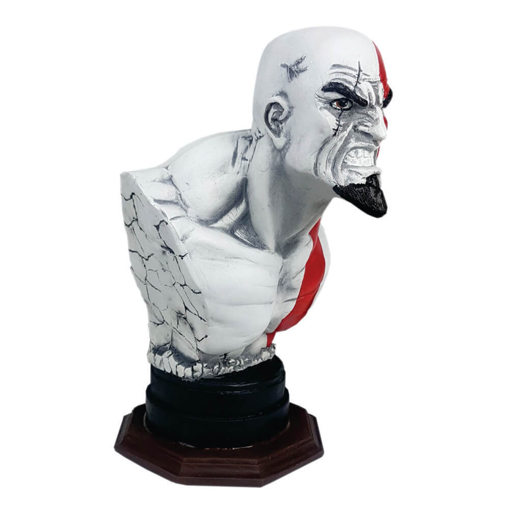 Busto Kratos Good of War