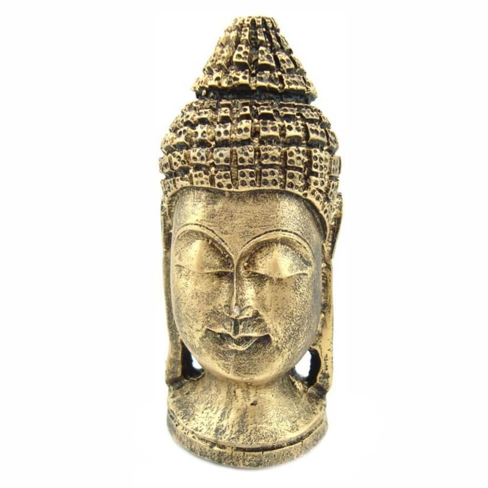 Cabeça De Buda Hindu Estátua decorativa.