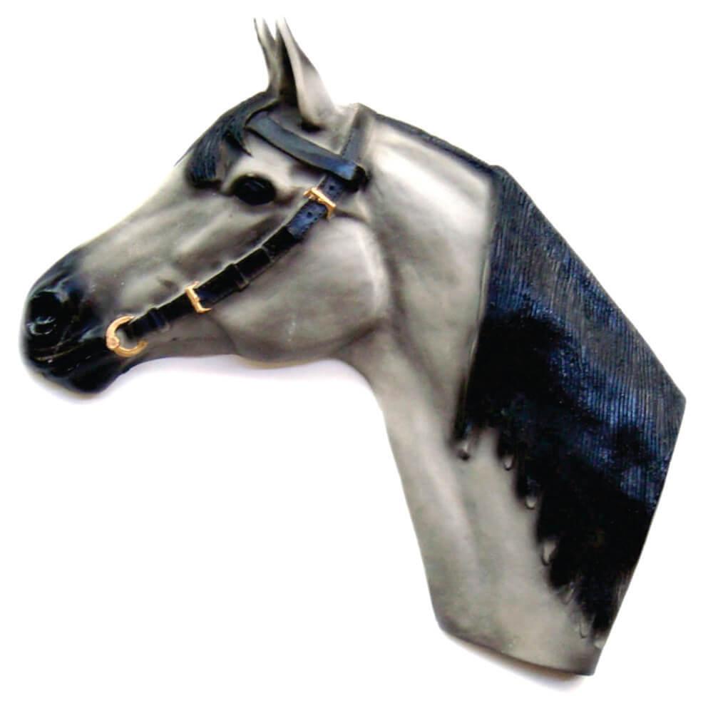 Cabeça De Cavalo pendurar Parede Decoração grande.