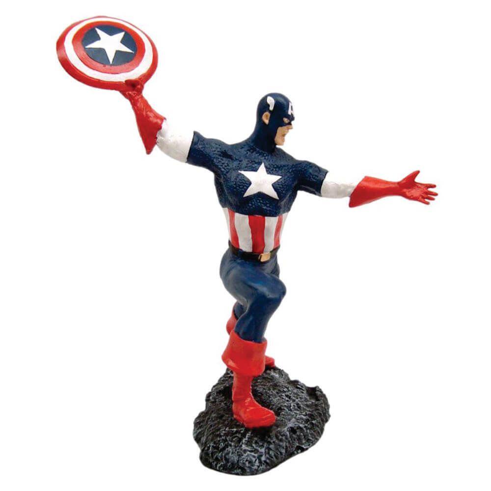 Capitão América Boneco Estátua decoração