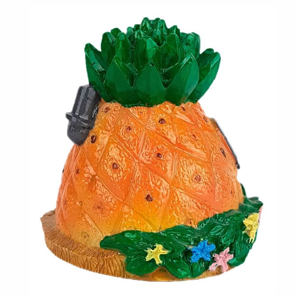 Casa bob Esponja abacaxi enfeite decoração para aquário.